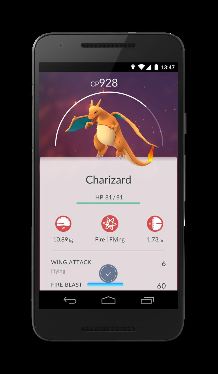 Pokemon Go Entwickeln 5