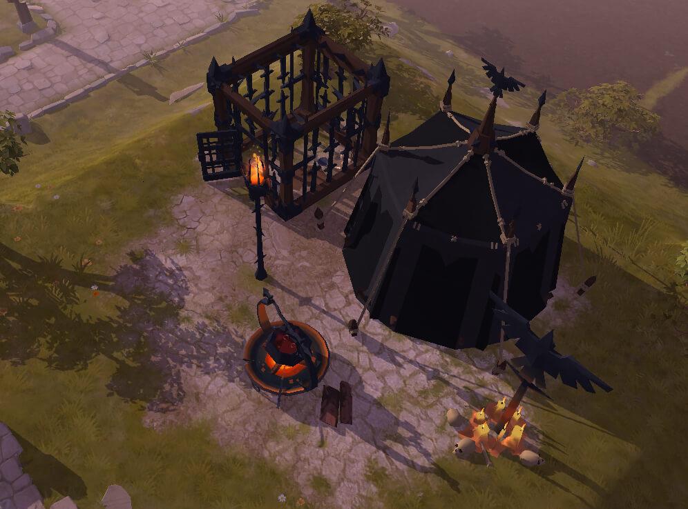 Albion Online Morgana Housing