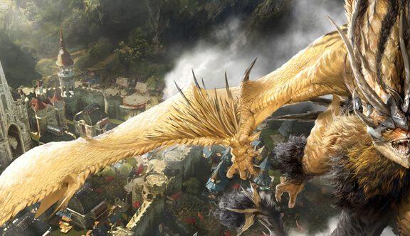 ArcheAge Ascension Dragon