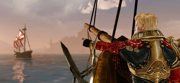 ArcheAge Boat Pirate
