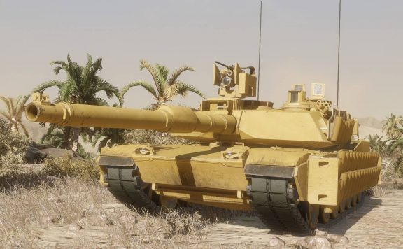 Armored-Warfare-Sandpanzer