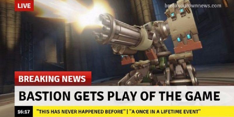 Overwatch: Back to Beta – Die Schreckensherrschaft von Bastion 2.0