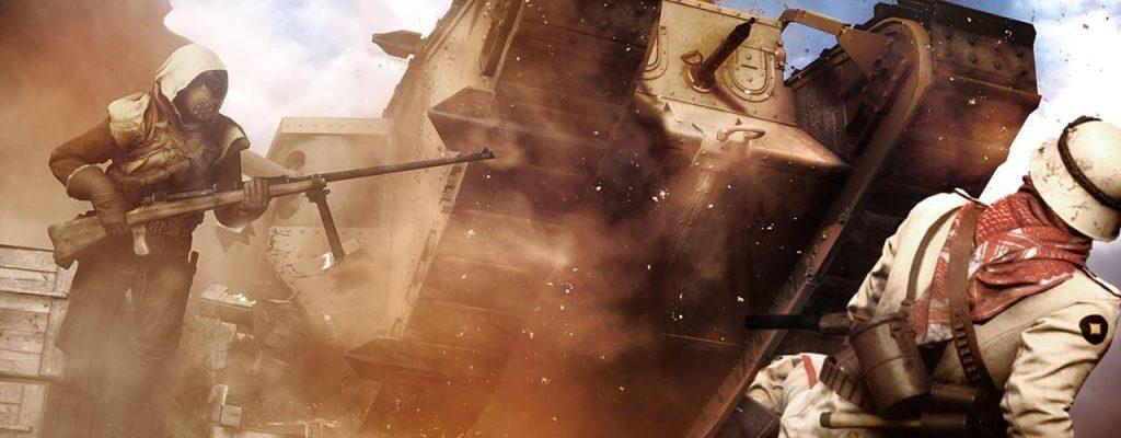 Battlefield 1: Waffen-Liste – Diese Weapons gibt es zum Release