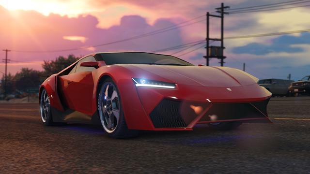 GTA 5 Online: Pegassi Reaper – Das neue Super-Auto