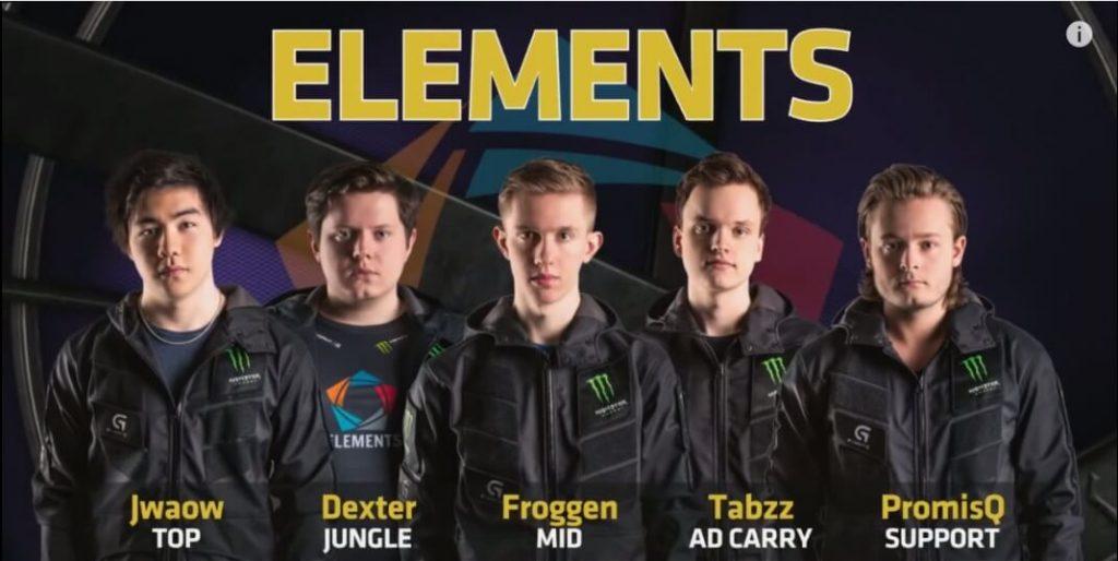 LoL Elements Team