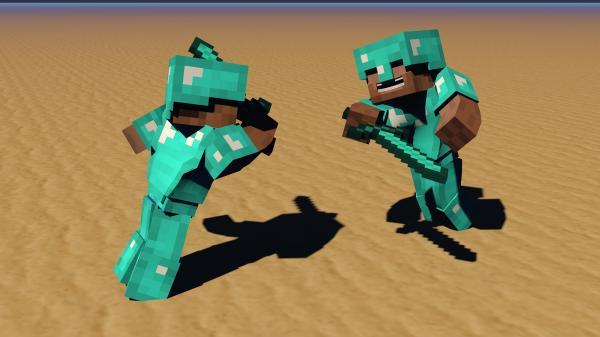 Minecraft Neuer PvP MinispielModus Angekündigt MeinMMOde - Minecraft pvp spiele