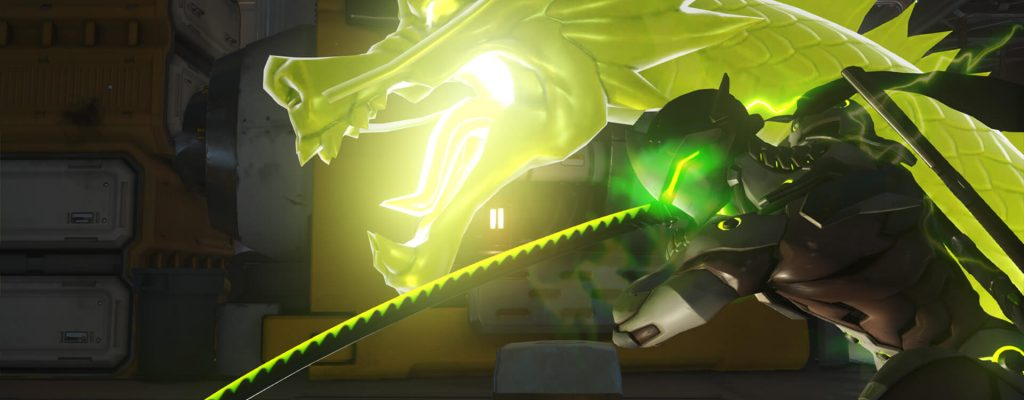 """Overwatch: Schwertgesteuert – Genji mit dem """"richtigen"""" Gamepad"""
