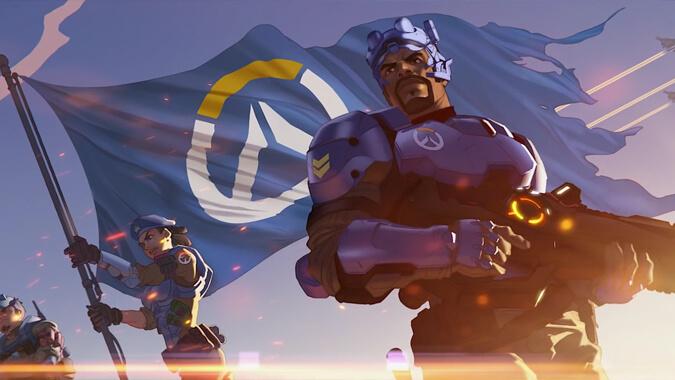 Overwatch Lore Artwork Reyes