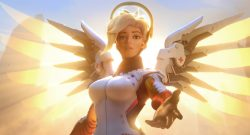 Overwatch Mercy Poster