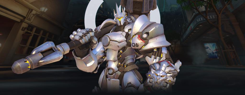 Overwatch: Reinhardt-Bug – Er sperrt alle Spieler in Wände!