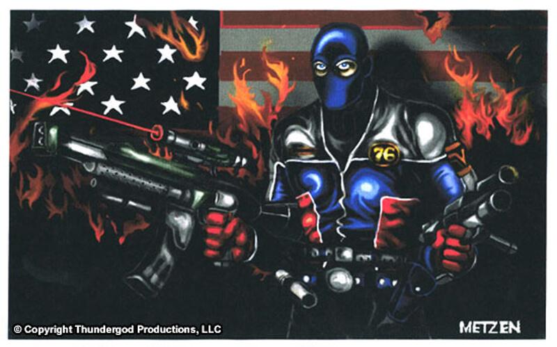 Overwatch Soldier76 Comic 2