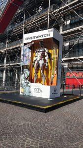 Overwatch Statues Genji