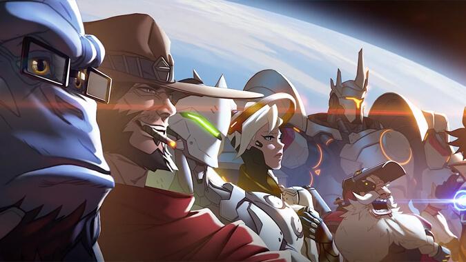 Overwatch: Skillrating wird schon wieder überarbeitet