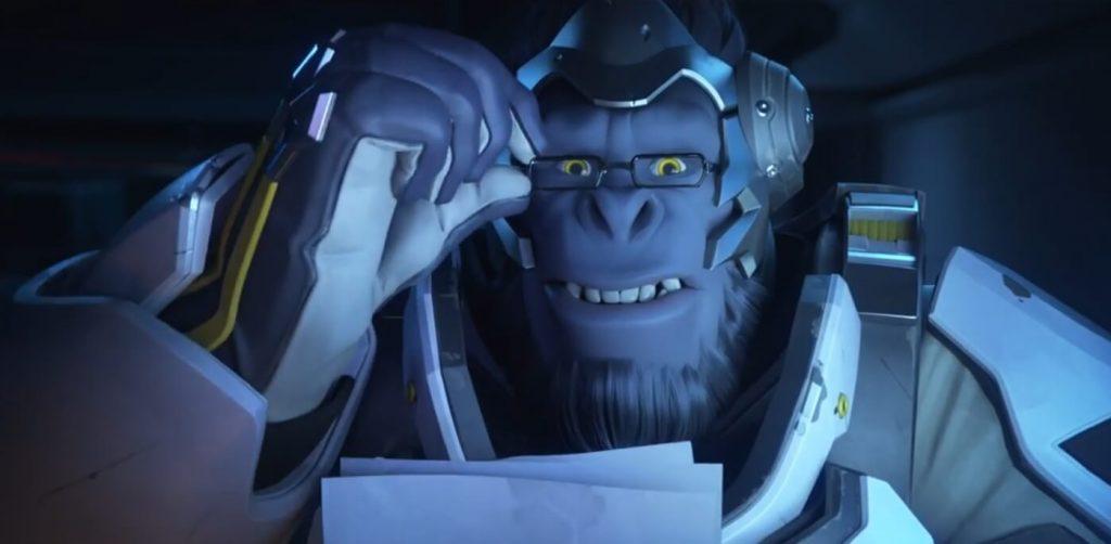 Overwatch Winston Trailer