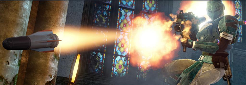 Raketen-Destiny