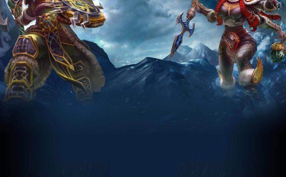 Smite Viking Invasion