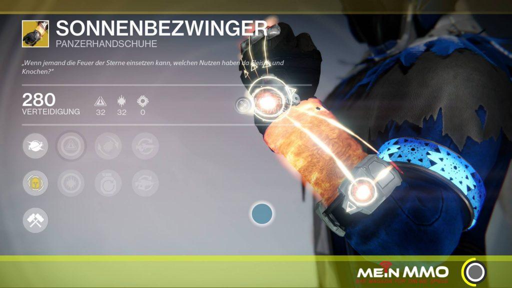Sonnenbezwinger-Destiny
