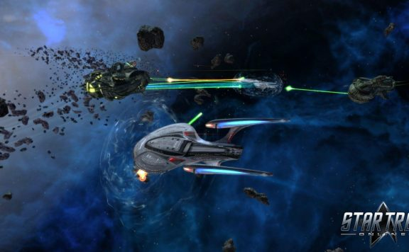 Star Trek Online PS4 Xbox One