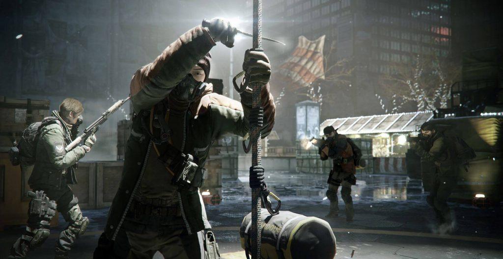 The Division Konflikt Update