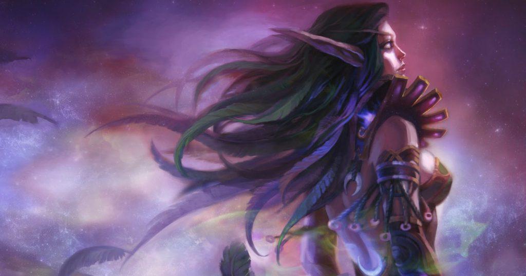 WoW Fanart Druid