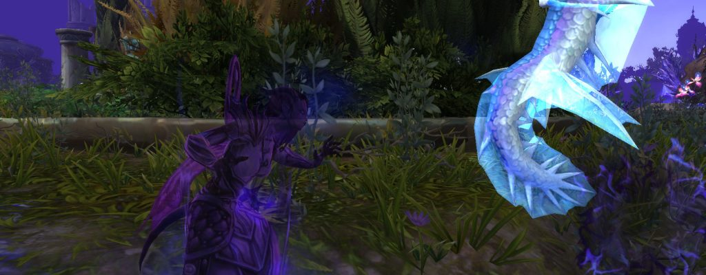 "WoW: Legion – So aktiviert Ihr die ""Action-Cam"" in Patch 7.1"