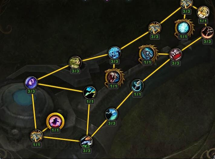 WoW Legion Artifact Titanstrike