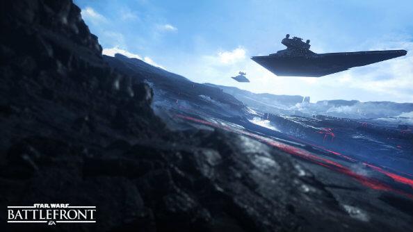 """Star Wars Battlefront 2 für 2017 angekündigt – """"Größere, bessere Welten"""""""
