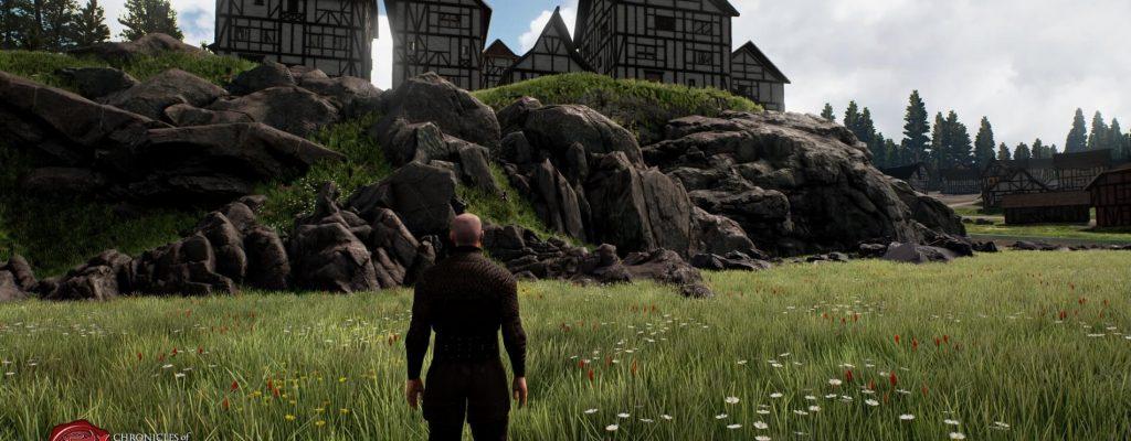 Die Ersten spielen schon das innovative MMORPG Chronicles of Elyria