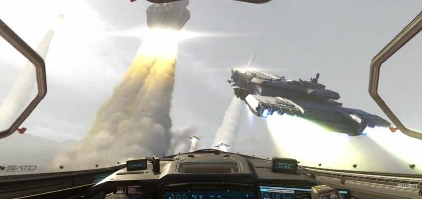 Call of Duty Infinite Warfare: SF-Trailer bekommt massenweise Dislikes