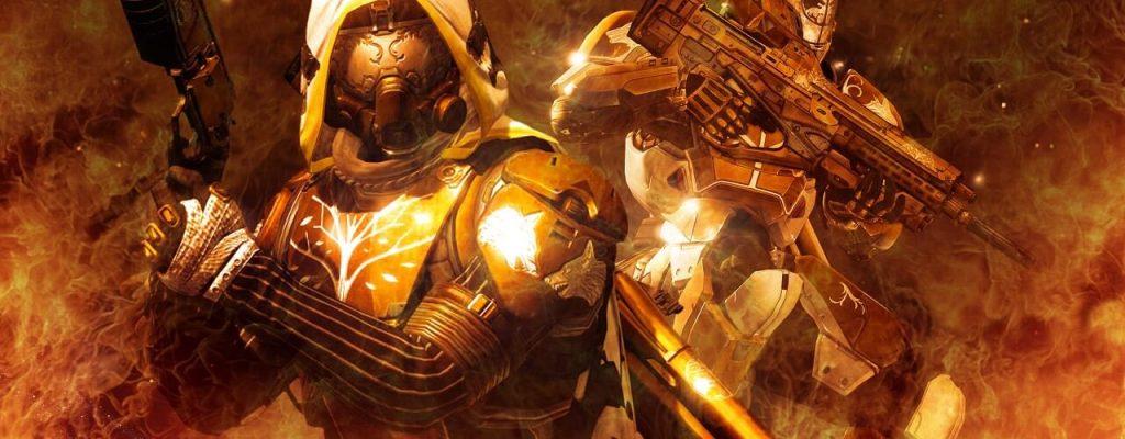 Destiny: Was sind Staubige Eisen-Engramme?