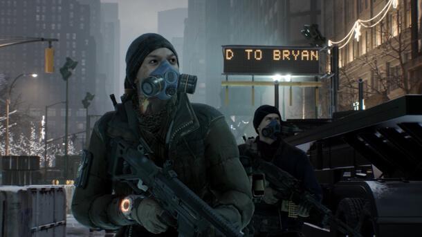 division-agenten-maske