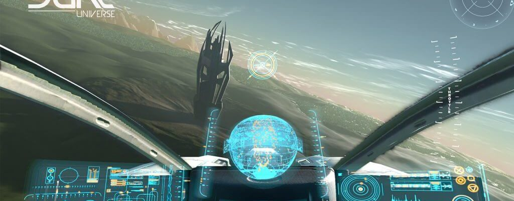 Dual Universe: Science Fiction MMO will maximale Freiheit bieten