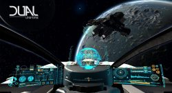 dual universe space