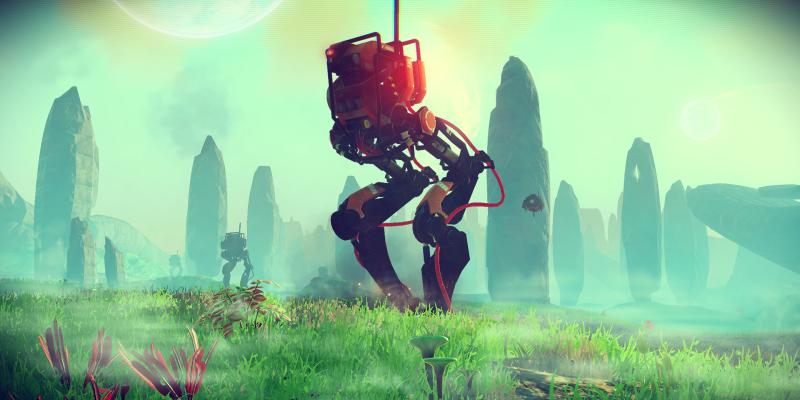 """No Man's Sky: Neues Update """"Path Finder"""" bringt noch ein Fahrzeug"""