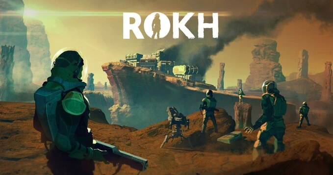Überleben auf dem Mars: Survival-MMO Rokh