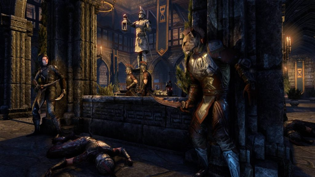 the elder scrolls online dark brotherhood mord