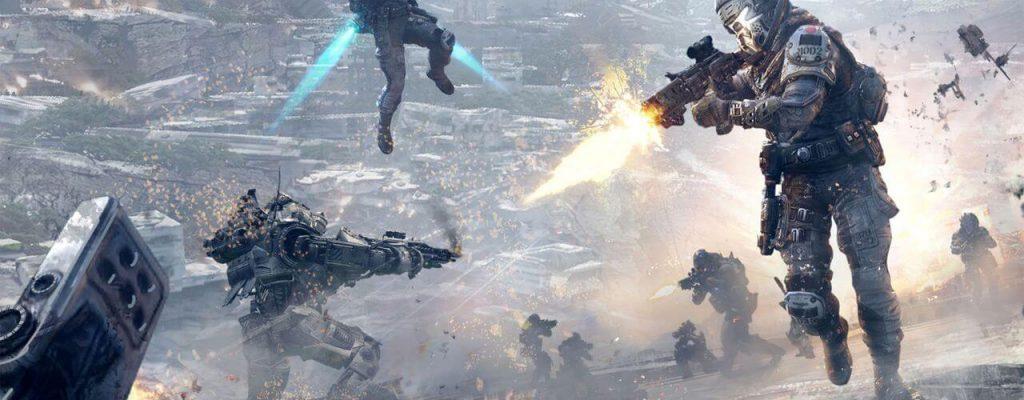 Titanfall 2: Actionreicher Trailer zeigt, was Euch im Singleplayer-Modus erwartet