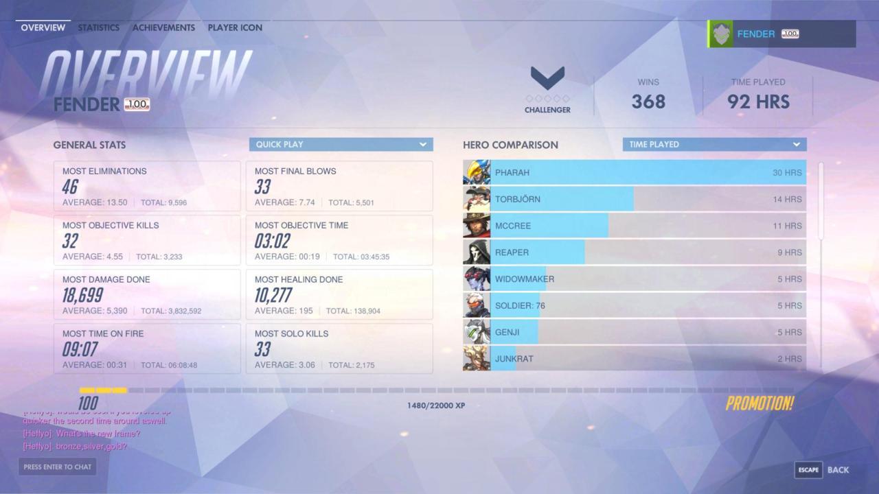 Overwatch-Level-100
