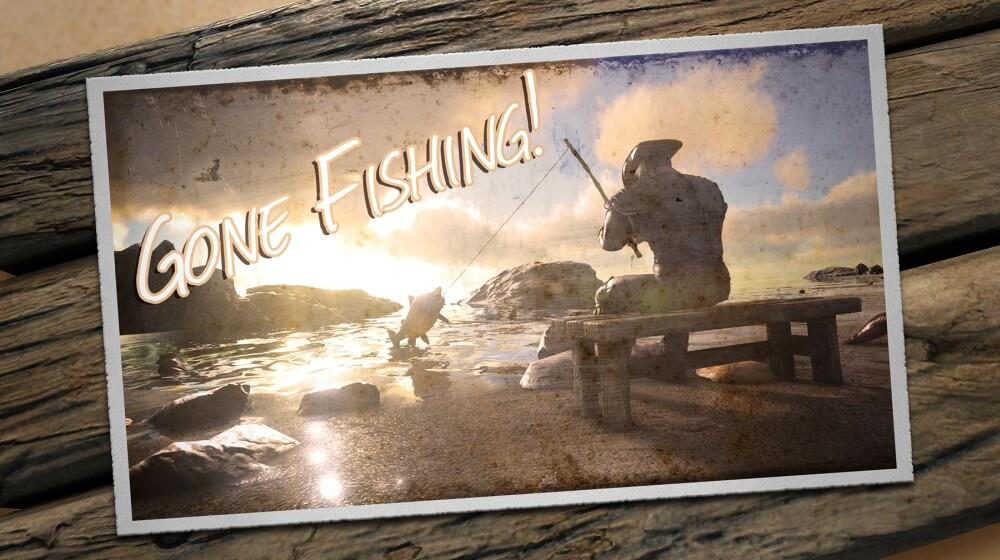 ARK Gone Fishing