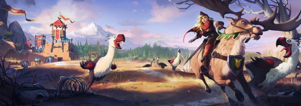 Albion Online Final Beta Art