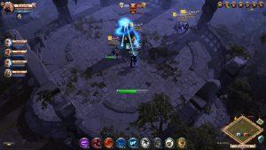 Albion Online Guild vs Guild
