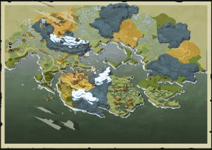 Albion Online Worldmap The Outlands