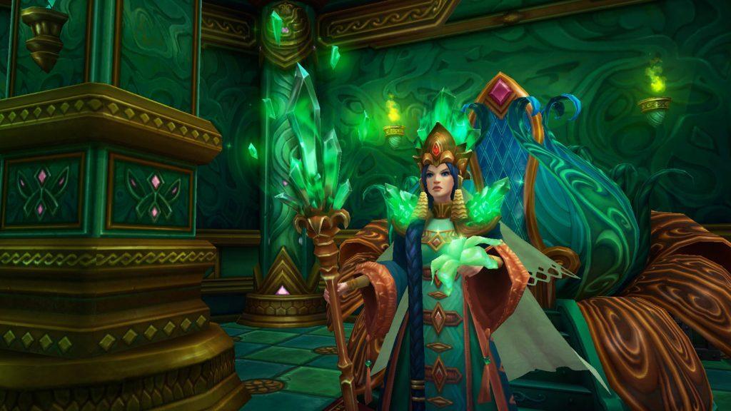 Allods Online Screenshot Green
