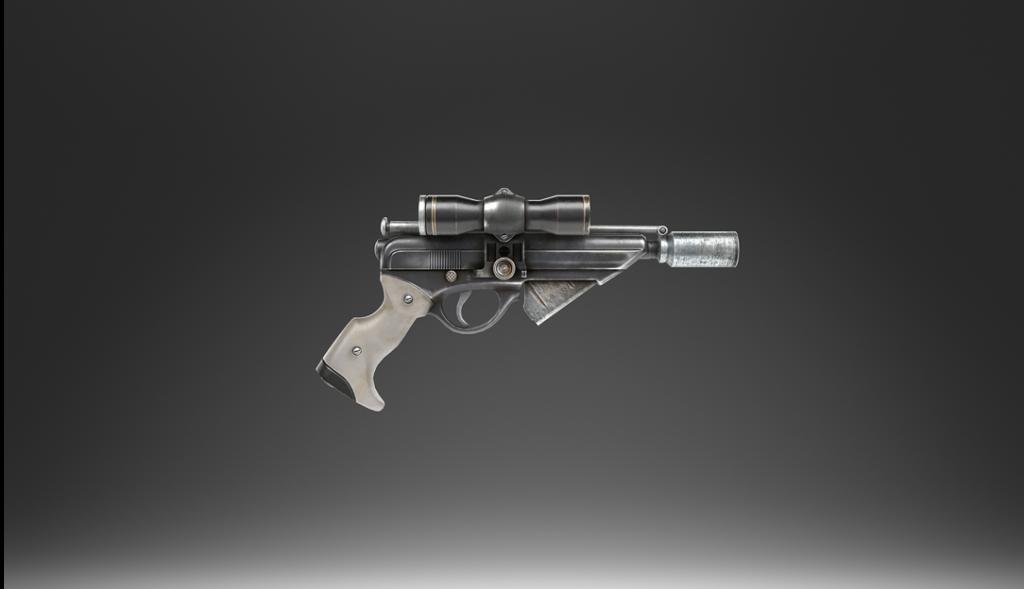 Battlefront Blaster Bespin DLC
