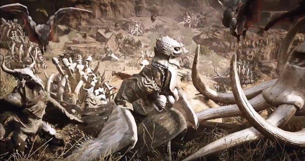 Black Desert Valencia Creatures