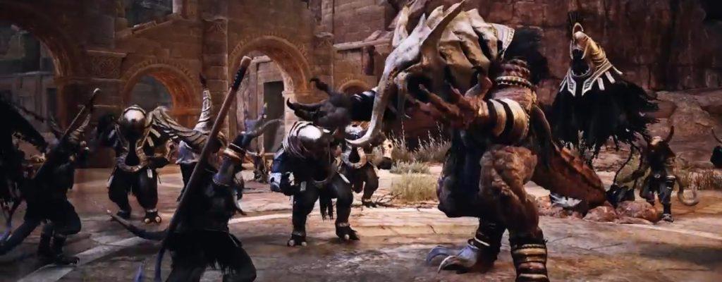 Black Desert: Hier ist der Trailer für den Horde-PvE-Modus