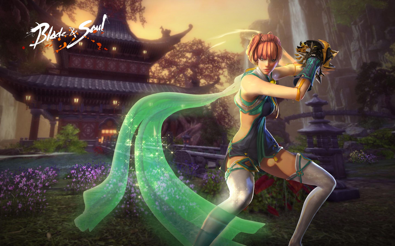 Blade and Soul Elementarkämpfer 2