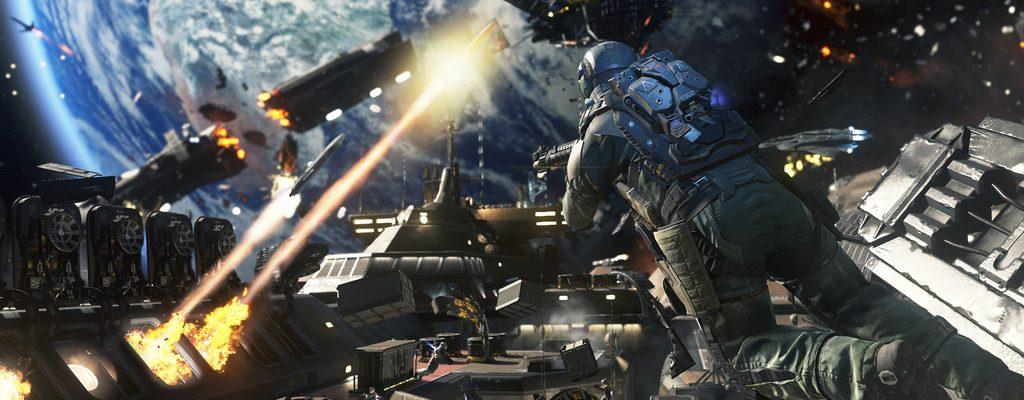 CoD Infinite Warfare: Ein Blick auf die Waffen und Fahrzeuge