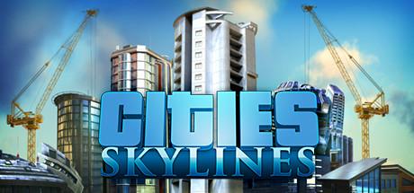 Cities Skyline Banner klein