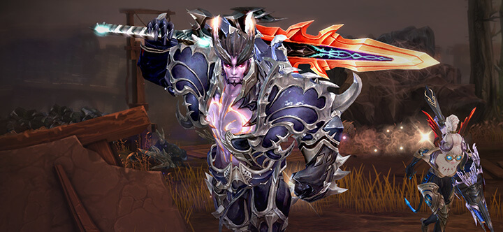 Devilian: Megaserver und Mega-PvP
